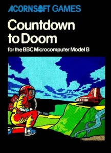 Countdown to Doom per Sinclair ZX Spectrum