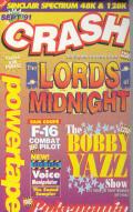 Crash! Powertape September 1991 per Sinclair ZX Spectrum