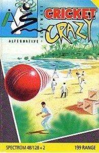 Cricket Crazy per Sinclair ZX Spectrum