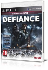 Defiance per PlayStation 3