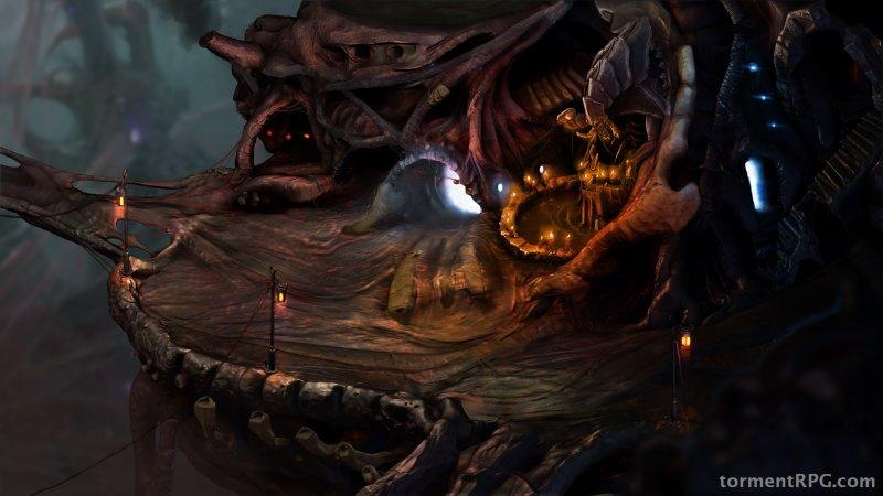 Torment: Tides of Numenera - Prima immagine in gioco