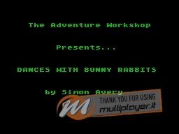 Dances with Bunny Rabbits per Sinclair ZX Spectrum