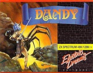Dandy per Sinclair ZX Spectrum