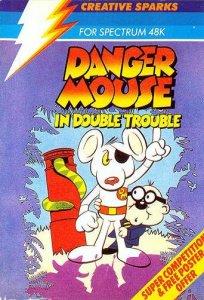 Danger Mouse in Double Trouble per Sinclair ZX Spectrum