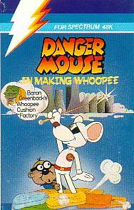 Danger Mouse in Making Whoopee! per Sinclair ZX Spectrum