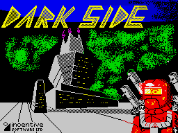 Dark Side per Sinclair ZX Spectrum