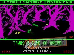 Darkest Road 2: T'was a Time of Dread per Sinclair ZX Spectrum