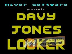 Davy Jones Locker per Sinclair ZX Spectrum