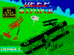 Deep Strike per Sinclair ZX Spectrum