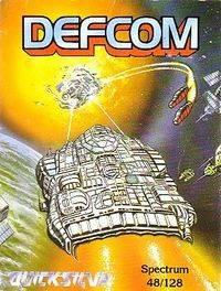 Defcom per Sinclair ZX Spectrum