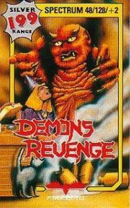 Demon's Revenge per Sinclair ZX Spectrum