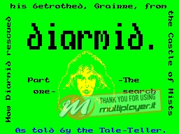 Diarmid per Sinclair ZX Spectrum