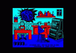 Dizzy Dice per Sinclair ZX Spectrum