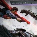 I nuovi contenuti ispirati a Batman v Superman arrivano per la versione mobile di Injustice: Gods Among Us, trailer