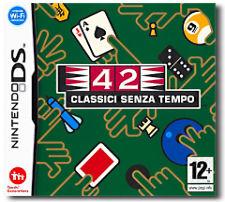 42 Classici Senza Tempo per Nintendo DS