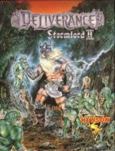 Deliverance: Stormlord II per Sinclair ZX Spectrum