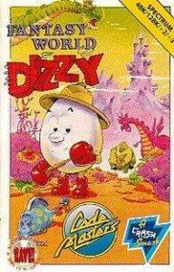 Dizzy: Fantasy World per Sinclair ZX Spectrum