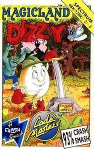 Dizzy: Magicland per Sinclair ZX Spectrum