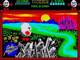 Dizzy: The Ultimate Cartoon Adventure per Sinclair ZX Spectrum