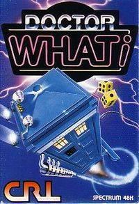 Doctor What! per Sinclair ZX Spectrum
