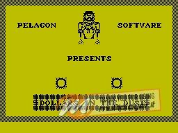 Dollars in the Dust per Sinclair ZX Spectrum