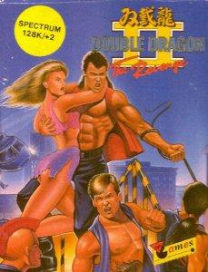 Double Dragon II: The Revenge per Sinclair ZX Spectrum