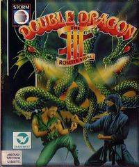 Double Dragon III: The Rosetta Stone per Sinclair ZX Spectrum
