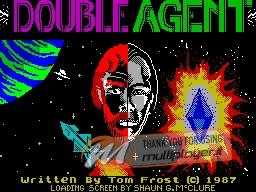 Double Agent per Sinclair ZX Spectrum