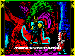 Dragons of Flame per Sinclair ZX Spectrum