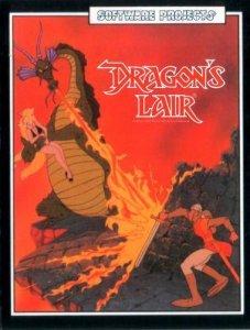 Dragon's Lair per Sinclair ZX Spectrum