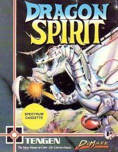 Dragon Spirit: The New Legend per Sinclair ZX Spectrum