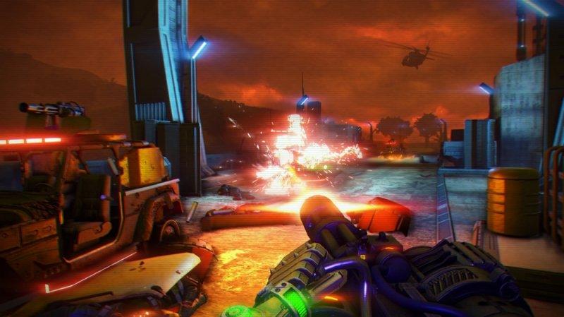 Far Cry 3: Blood Dragon è un'espansione stand-alone