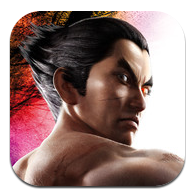 Tekken Card Tournament per iPhone