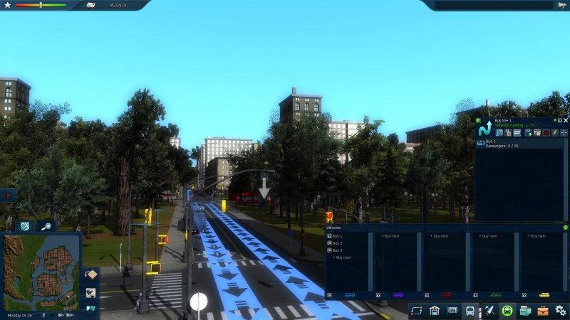 Le città tornano a muoversi