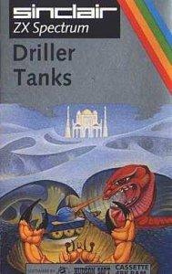 Driller Tanks per Sinclair ZX Spectrum