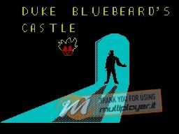 Duke Bluebeard's Castle per Sinclair ZX Spectrum
