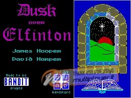Dusk Over Elfinton per Sinclair ZX Spectrum