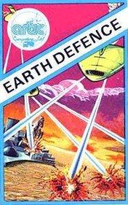 Earth Defence per Sinclair ZX Spectrum