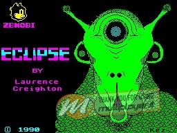 Eclipse per Sinclair ZX Spectrum