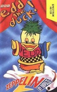 Edd the Duck! per Sinclair ZX Spectrum
