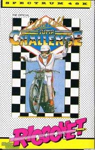 Eddie Kidd Jump Challenge per Sinclair ZX Spectrum
