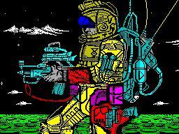 El Poder Oscuro per Sinclair ZX Spectrum