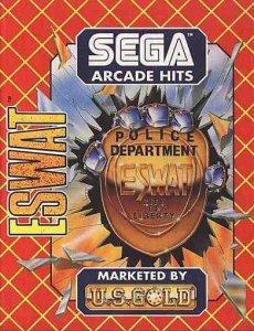 E-Swat: Cyber Police per Sinclair ZX Spectrum