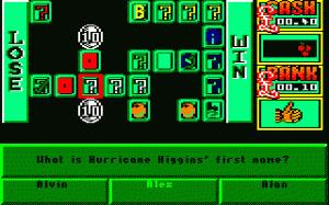 Emlyn Hughes Arcade Quiz per Sinclair ZX Spectrum