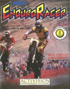 Enduro Racer per Sinclair ZX Spectrum