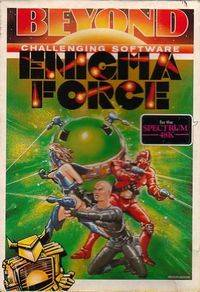 Enigma Force per Sinclair ZX Spectrum