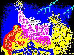 Enlightenment per Sinclair ZX Spectrum