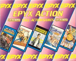 Epyx Action per Sinclair ZX Spectrum
