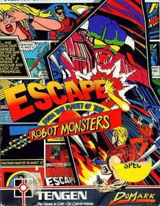 Escape from the Planet of the Robot Monsters per Sinclair ZX Spectrum