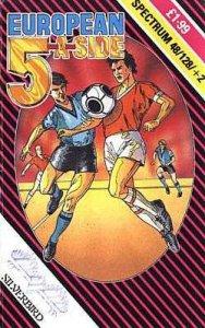 European 5-A-Side per Sinclair ZX Spectrum